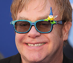 Proud Papa Elton John: 'It Can't Get Any Better'