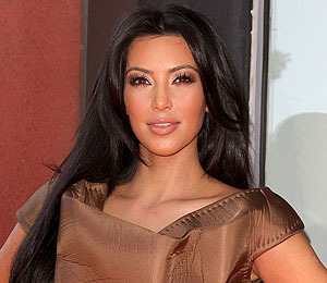 Kim Kardashian Freezes in Front of Prince!