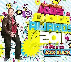 Watch 2011 Kids' Choice Awards Promo with Jack Black!