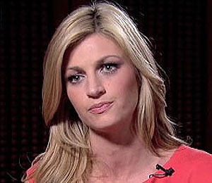 Lifechangers: Erin Andrews Urges Early Detection for Prostate Cancer