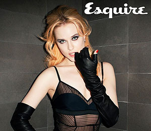 Evan Rachel Wood Reveals She's Bisexual: 'I'm Up for Anything'