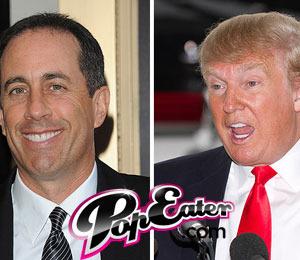 Jerry Seinfeld on Donald Trump: 'I Love Him'