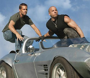 'Fast Five' Zooms to Top of Box Office with $83M