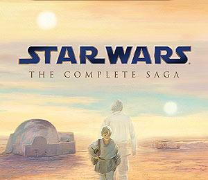 'Star Wars: The Complete Saga' Comes to Blu-ray!