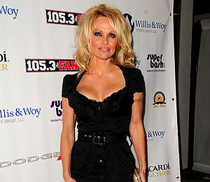Pamela Anderson Wants to Rescue Horses in NYC