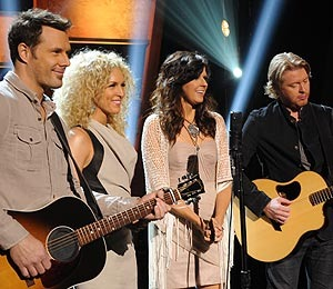 Video: Little Big Town Performs at the CMT/CNN Telethon