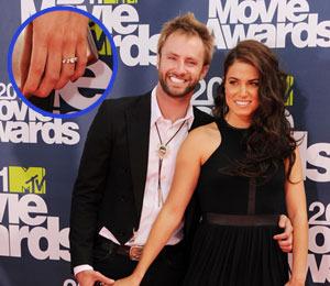Nikki Reed and Paul McDonald Engaged