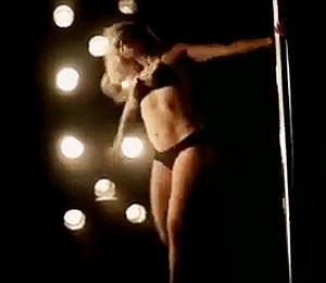 Music Video! Shakira's Passionate Pole Dance