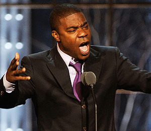 Tracy Morgan Slammed for Anti-Gay Rant