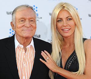 Hugh Hefner and Crystal Harris Cancel Wedding