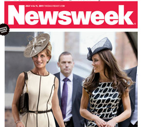 Princess Diana Newsweek Cover Sparks Controversy