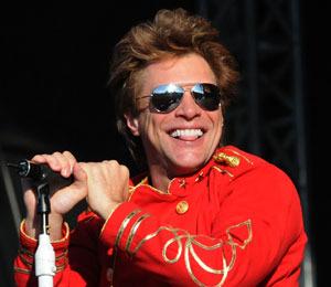 Jon Bon Jovi Talks Tour, Knee Surgery, and Tom Cruise