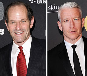 Eliot Spitzer Axed at CNN, Cooper Moves Up