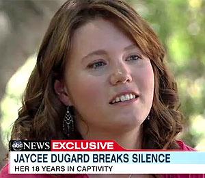 Kidnap Victim Jaycee Dugard Tells Diane Sawyer About 'Stolen Life'