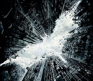 First Poster! 'The Dark Knight Rises'