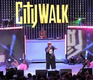 Video! Cee Lo Green and Javier Colon at Universal CityWalk