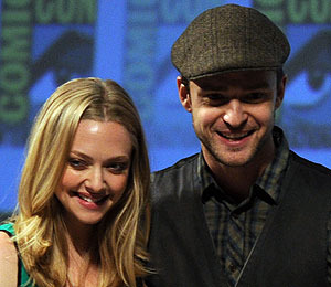 'Extra' Raw! Timberlake, 'Twilight' and More at Comic-Con