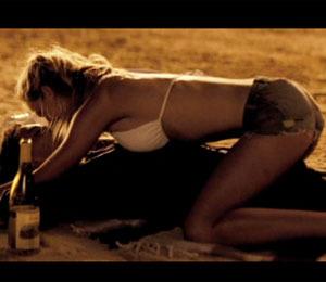 'Battleship' Trailer! See Brooklyn Decker in Short Shorts