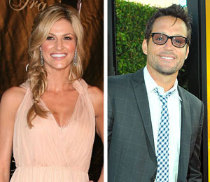 Report: Erin Andrews and Josh Hopkins' New Romance?