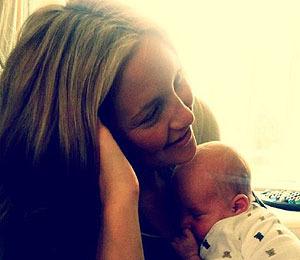 Pic! Meet Kate Hudson's New Baby