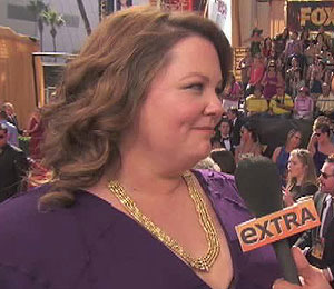 'Extra' Raw! On the Red Carpet with Melissa McCarthy