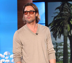 Brad's Damage Control: Marriage to Aniston Wasn't the Pits