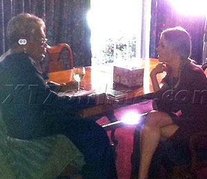 LeAnn Rimes' Intimate Sit-Down with Maya Angelou