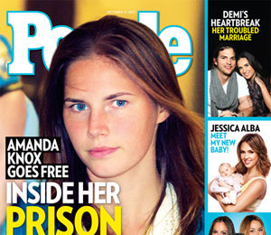 Inside Amanda Knox's Four-Year Hell