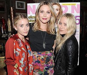 Pics! Elizabeth Olsen Celebrates Nylon Cover