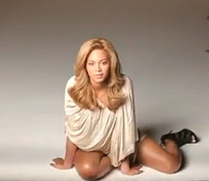 Behind the Scenes of L'Oreal: Get Beautiful with Beyoncé