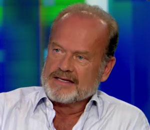 Kelsey Grammer Talks Candidly about His Divorce