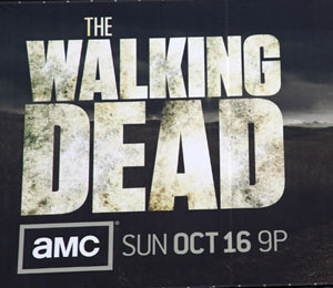 'The Walking Dead' is Alive, Breaking Ratings Records