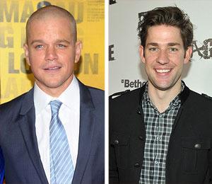 Matt Damon to Direct Legal Drama Starring John Krasinski