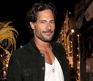 Joe Manganiello to 'Two and a Half Men,' Strips for 'Magic Mike'