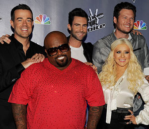 Cee Lo on Season 2 of 'The Voice': 'It's Gonna Get Filthy'