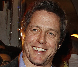 Hugh Grant Welcomes His First Baby