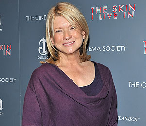 Martha Stewart on Jay Leno, Kim K, and Her Daughter's Tell-All