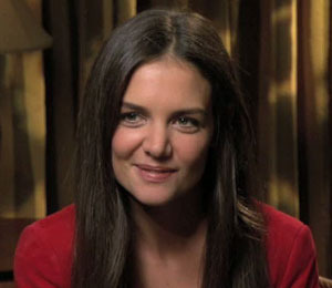 Katie Holmes on Suri, Tom's Stunts and Her Surprise Career Move