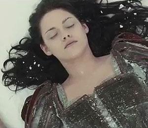 Trailer! Kristen Stewart in 'Snow White and the Huntsman'