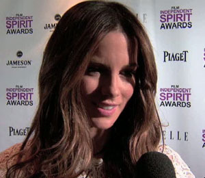 Kate Beckinsale Gets in the Indie Spirit, Talks 'Total Recall'