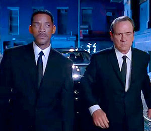 Trailer! 'Men in Black III'