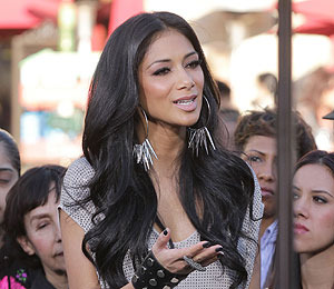 Nicole Scherzinger on Crow's 'X Factor' Exit and Death Threats