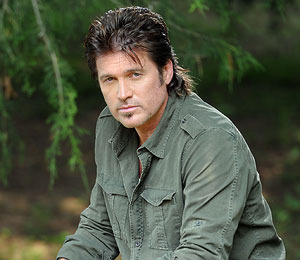 Family Man Billy Ray Cyrus Dishes on His Kids and Holiday Movie