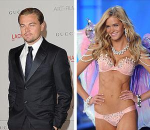 No Surprise Here, Leonardo DiCaprio Dating Victoria's Secret Model