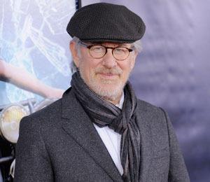 Movies Galore! Spielberg Talks 'Tintin,' 'Jurassic Park' and 'Indiana Jones 5'