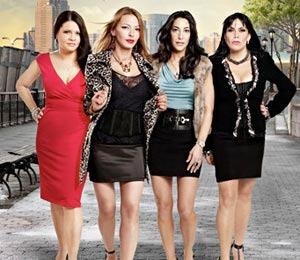 Exclusive Sneak Peek! The 'Mob Wives'