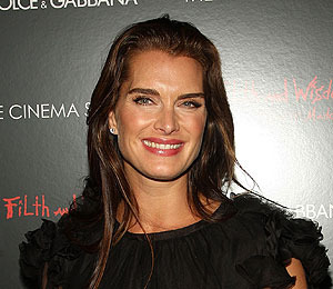 Brooke Shields: Life in the 'Jungle'
