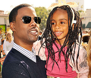 Chris Rock's Kids Want to Play with Obama's Girls!
