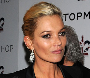 Kate Moss: I'm Not Pregnant!