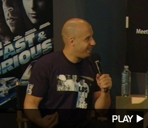 Vin Diesel, 'Furious' Franchise